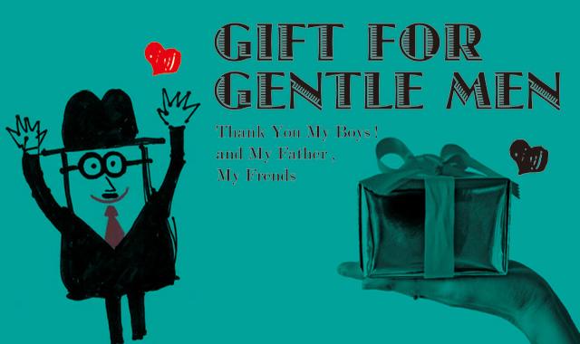 男性へのプレゼント/Gift for men