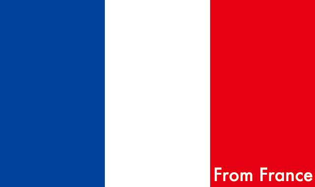 """[生産国で選ぶ]フランス製/Made in """"France"""""""