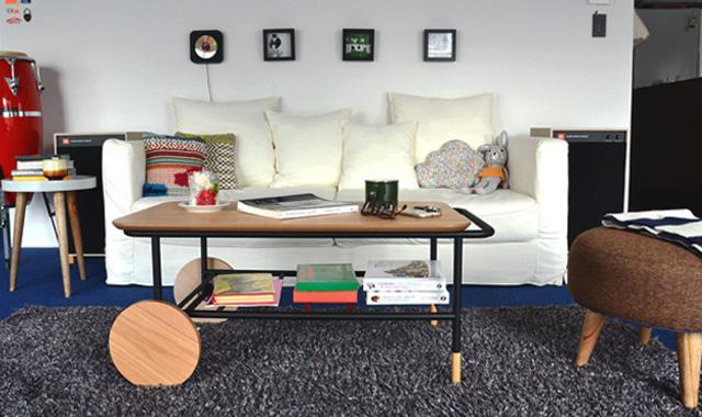 お部屋をお手軽イメチェンできるキャッチーなインテリア/ファニチャー(家具)